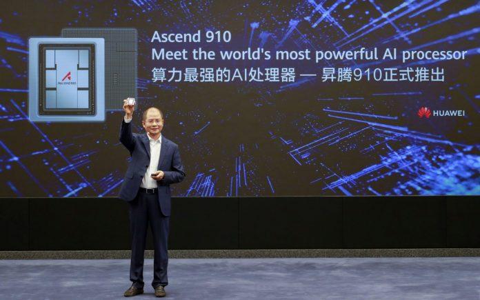 Presentación de Ascend 910 y MindSpore