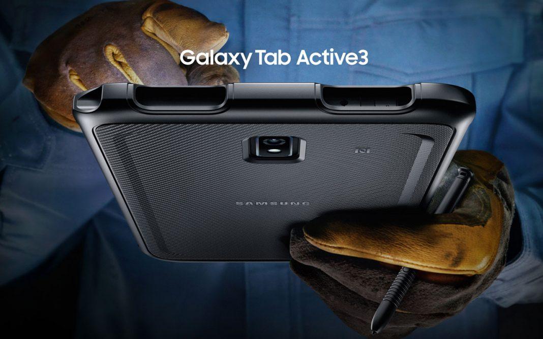 Dispositivos rugerizados de Samsung